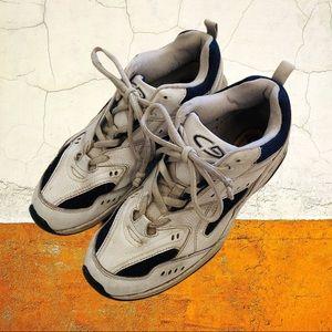Vintage 90s CG champion running sneakers